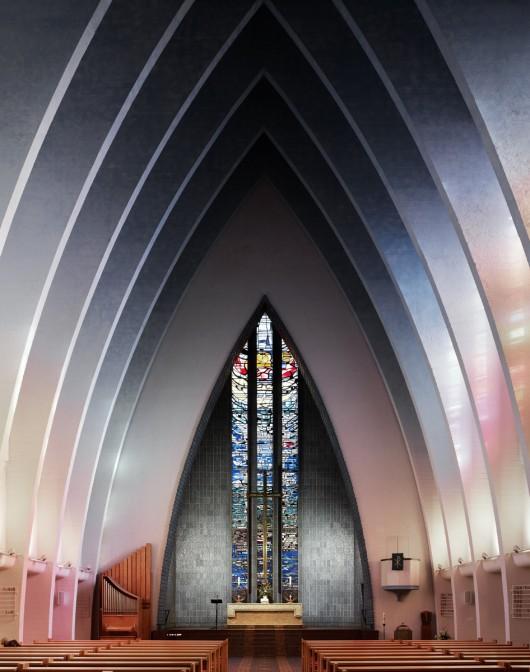 معرفی ده کلیسای برتر به مناسبت عید پاک