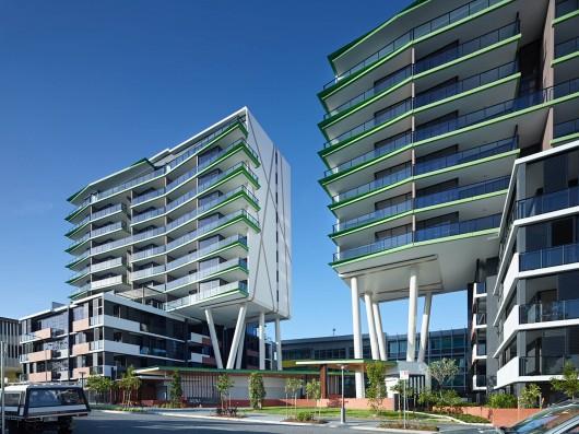 Arena Apartments in Brisbane - Agoda