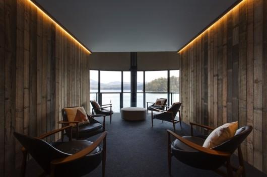 طراحی داخلی خانه پمپ