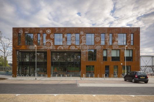 Shortlist announced for 2015 riba east awards archdaily for 5th studio architects