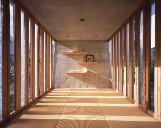 MA of Wind / Ryuichi Ashizawa Architect & Associates 553ef5dfe58ece502900007e ma of wind ryuichi ashizawa architect associates img002 530x421