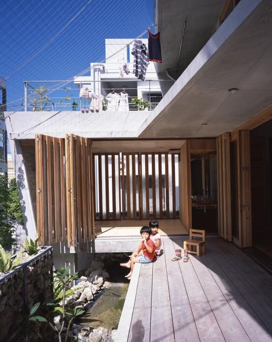 MA of Wind / Ryuichi Ashizawa Architect & Associates 553ef62ae58ece5029000080 ma of wind ryuichi ashizawa architect associates img010 530x666