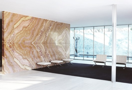 The Architectural Lab: A History Of World Expos 55422b4ee58ece706c00038f the architectural lab a history of world expos  54c6abfce58ece9901000001 ad classics barcelona pavilion mies van der rohe mies 530x363