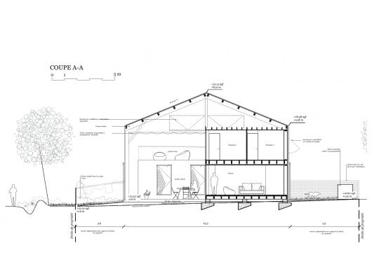 Maison d fouquet architecture urbanisme for Architecture urbanisme