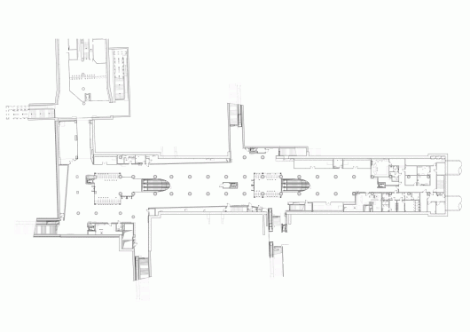 پلان خط 2 مترو ورشو لهستان