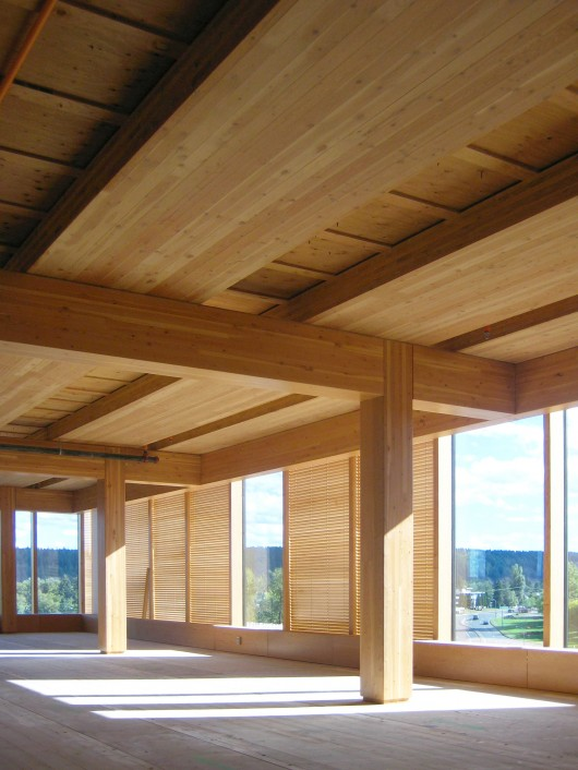 Wood Innovation Design Centre Michael Green Architecture