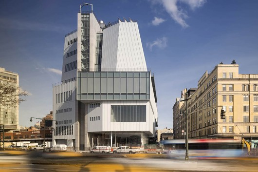 The Whitney Museum Renzo Piano Building Workshop