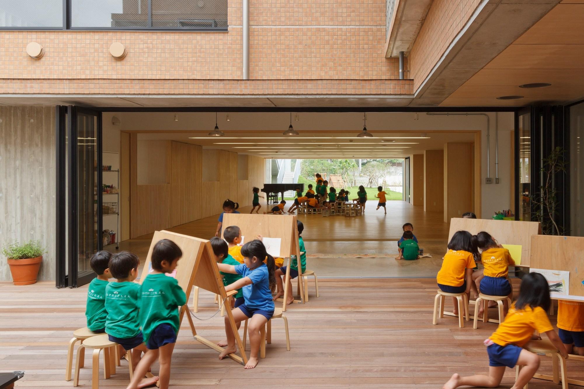 5553ff17e58ece16aa0000ab hanazono kindergarten and nursery. Black Bedroom Furniture Sets. Home Design Ideas