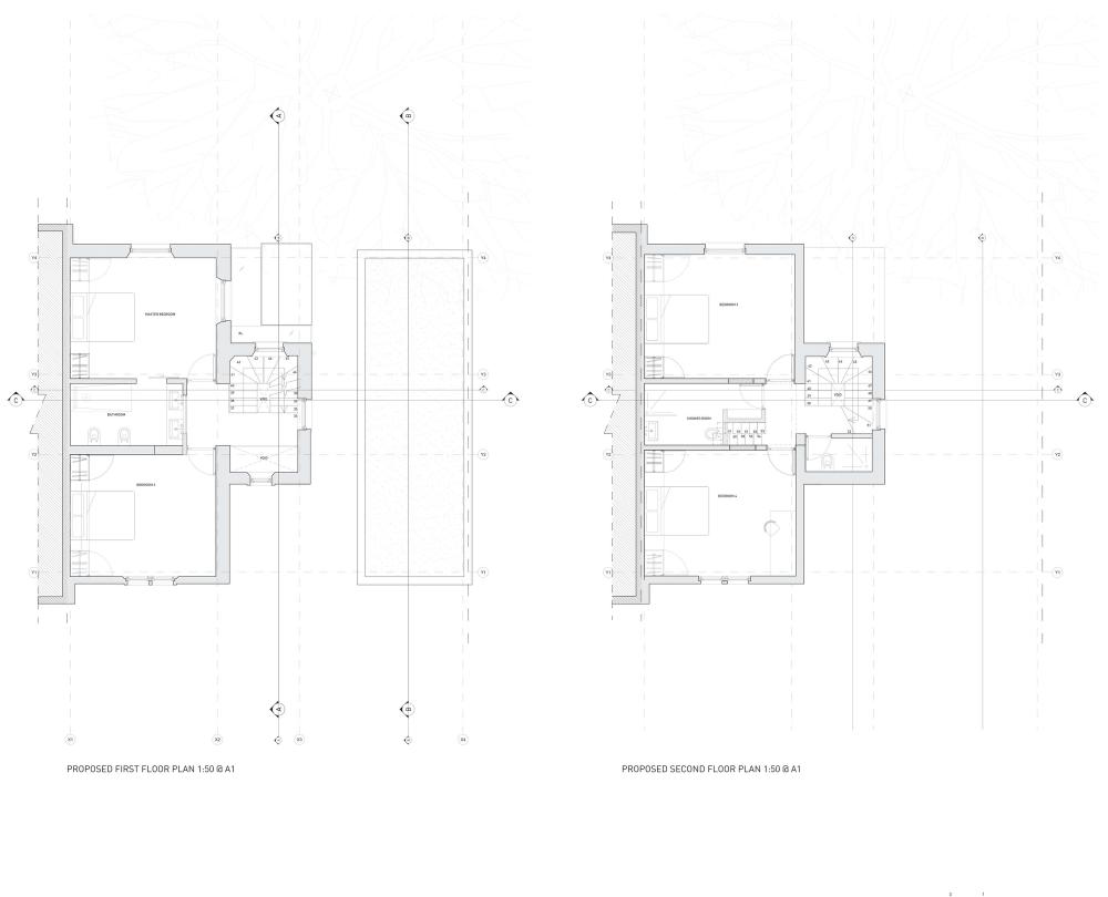 طراحی دکوراسیون داخلی یک خانه آجری فانوس