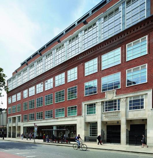 برندگان مسابقه RIBA 2015 لندن