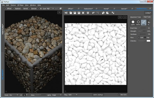 Pixplant 3 create custom 3d texture maps for rendering for Online rendering tool