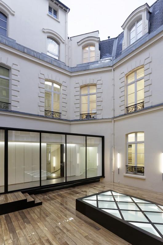 dior men paris antonio virga architecte dior men architecture department archdaily. Black Bedroom Furniture Sets. Home Design Ideas