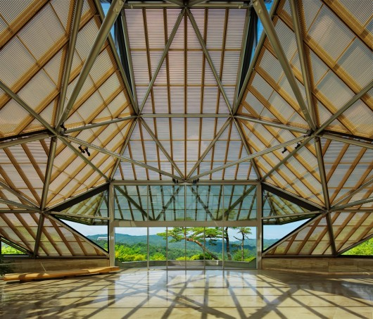 Miho Museum / I.M. Pei  ArchDaily