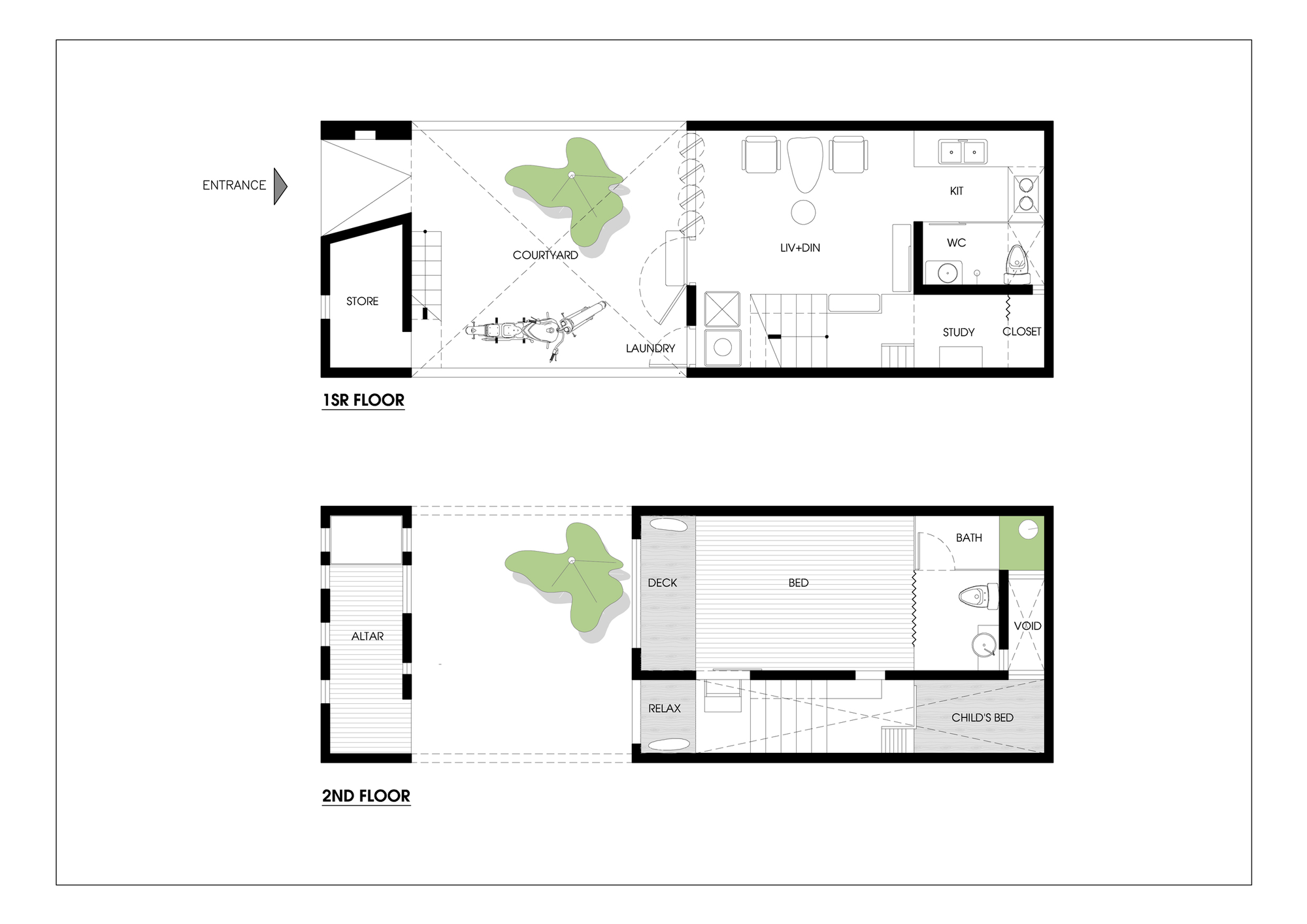2 Bedroom 1 Bath Floor Plans together with Kn House Small House Thats Cosy Quirky also The Floor Plan likewise Apartments together with WA5f 16883. on cottage apartment floor plans