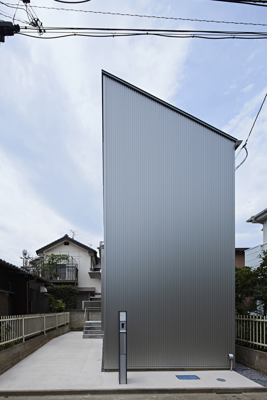 Long Window House in Tokyo, Japan, by Koichi Torimura of Another Apartment