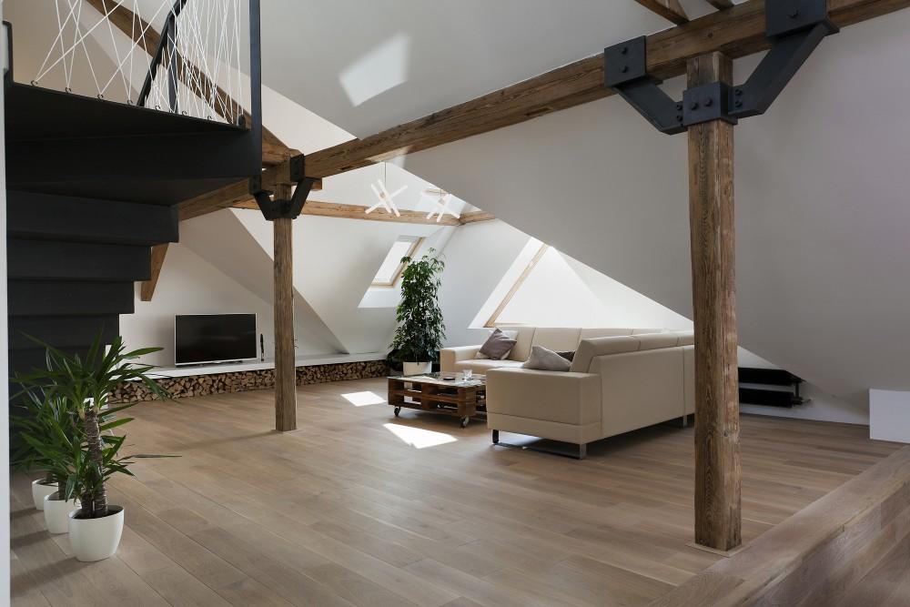 Rekonstrukce loftu